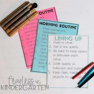 classroom-procedures-posters
