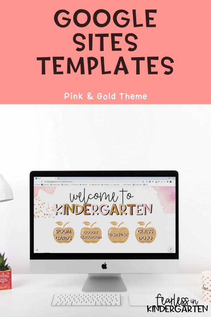 google-sites-templates