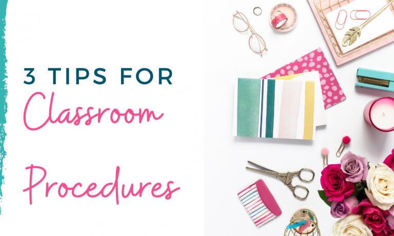 Classroom-Procedures