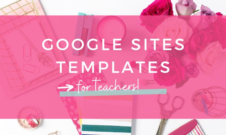 Google-Sites-Templates-Teachers